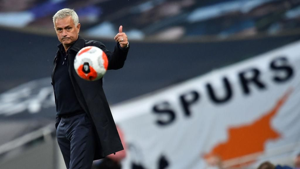 Mourinho Tetap The Special One