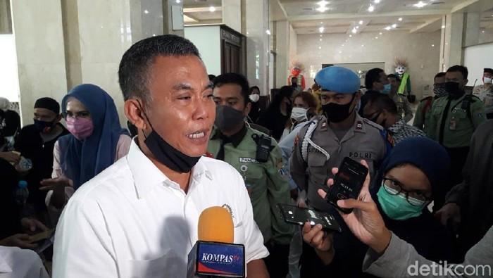 Ketua DPRD DKI Jakarta, Prasetio Edi Marsudi,