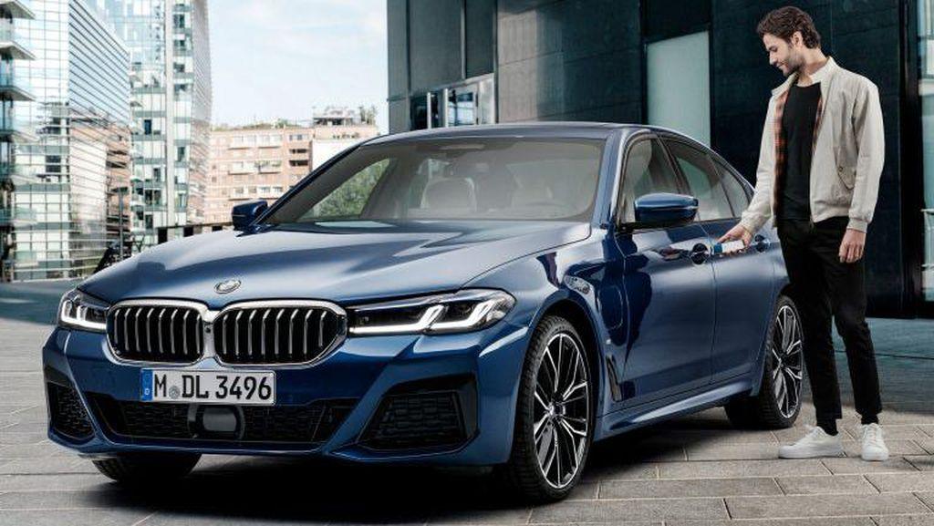 Canggih, iPhone Bisa Jadi Kunci Mobil BMW