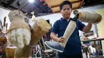 Melihat Pembuatan Kaki Palsu yang Beri Asa Baru Bagi Difabel