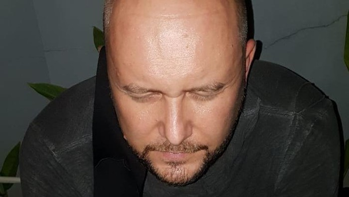 WNA asal Estonia pelaku pembobolan ATM bermodus skimming di Bali, Dmitri Gaskov (35).