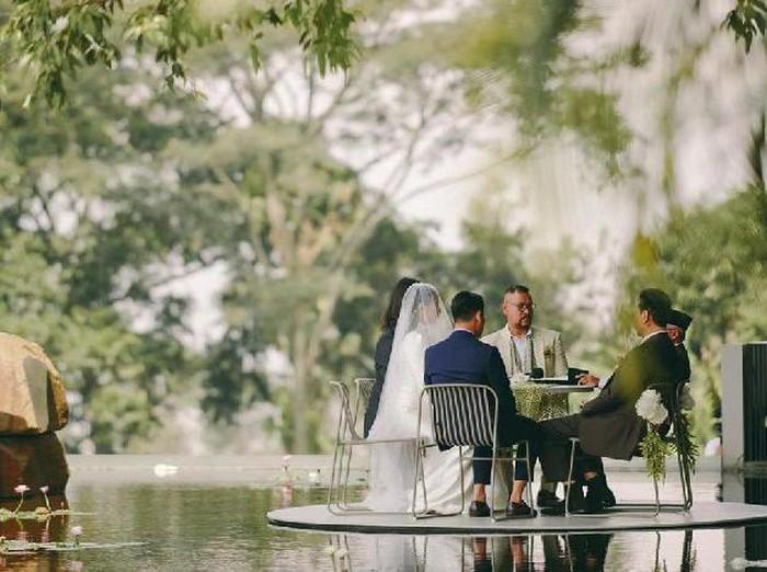 Pernikahan Tara Basro