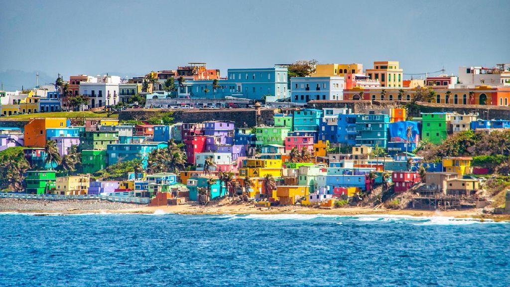 Puerto Riko Sambut Turis Asing Bulan Depan dengan Tes Corona Gratis