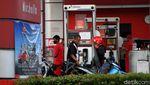 Sempat Ditabrak Mobil, SPBU Milik Wakil Walkot Solo Kembali Beroperasi