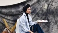 Profil Imelda Adams Tampil di Akun Resmi Instagram, Intip Karya-karyanya