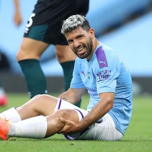 Cara Sergio Aguero Bantu Manchester City di Liga Champions