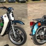 Bikin Pangling, Tampilan Motor Bebek Tapi Lengkingan Suara Mirip Moge