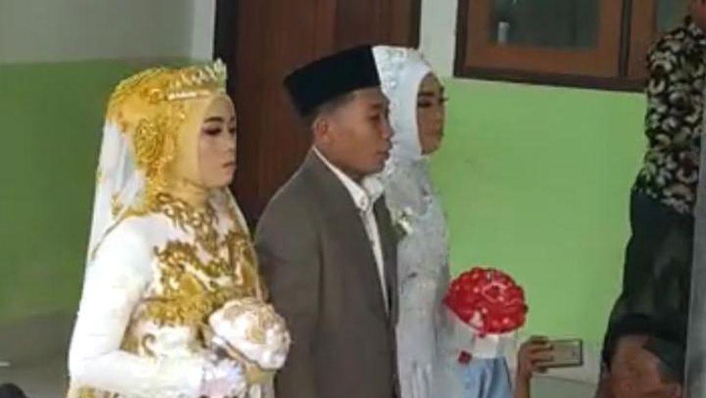 Nikahi 2 Wanita, Syaiful Bahri Beri Mahar Masing-masing Rp 2 Juta