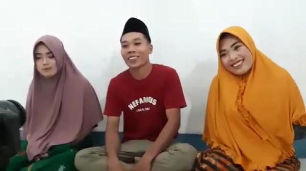 Viral Pria Nikahi 2 Wanita Sekaligus Di Lombok Ini Ceritanya