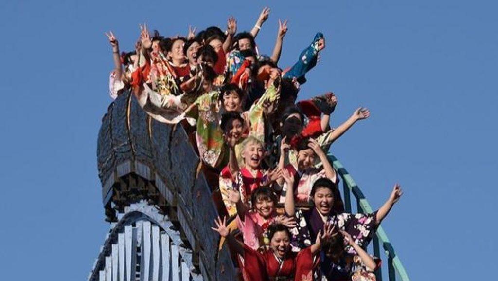 Taman Hiburan Tertua di Tokyo Ditutup Permanen Akhir Agustus
