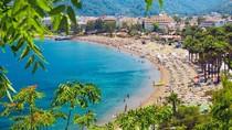 Liburan Idul Adha, Pantai di Turki Sesak