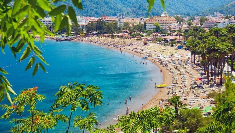 Pantai di Turki