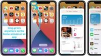 Bocoran iOS 14: Bisa Scan Kode QR untuk Pakai Apple Pay