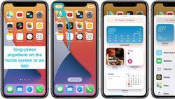 Kehebohan Dunia Sambut iOS 14 dari Apple