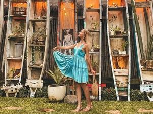 Influencer Anastasia Tropitsel Tewas di Bali, Minta Abunya Dibuang di Laut
