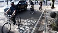 Komunitas Sepeda: Pemerintah Terlalu Car Centric, Pesepeda Terpinggirkan