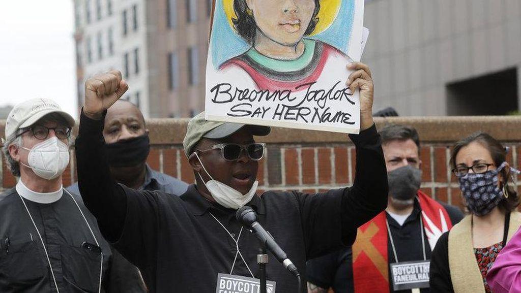 Tembak Mati Wanita Berkulit Hitam, 2 Polisi AS Tak Akan Dituntut