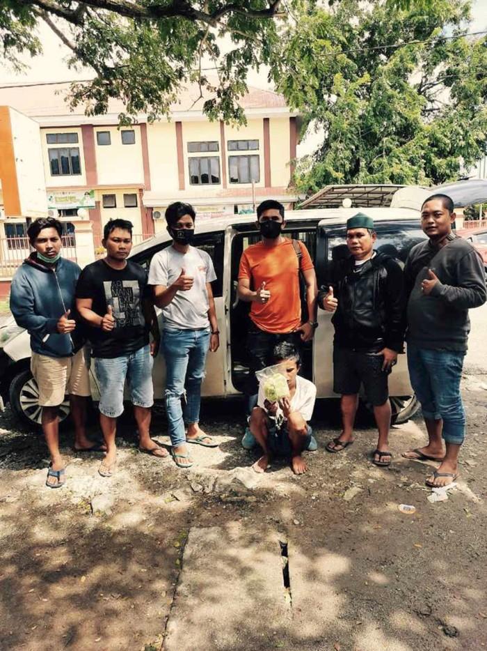 Dua pria di Sidrap ditangkap polisi terkait kepemilikan 1.500 butis ekstasi (dok. Istimewa)