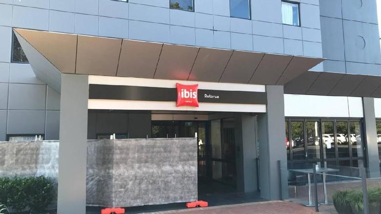 Hotel Ibis Rotorua dikarantina