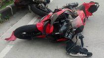 Motornya Hancur, Begini Nahasnya Kecelakaan Influencer Rusia yang Tewas di Bali