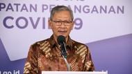 Pemerintah Pantau 38.702 ODP dan Awasi 13.471 PDP pada 7 Juli