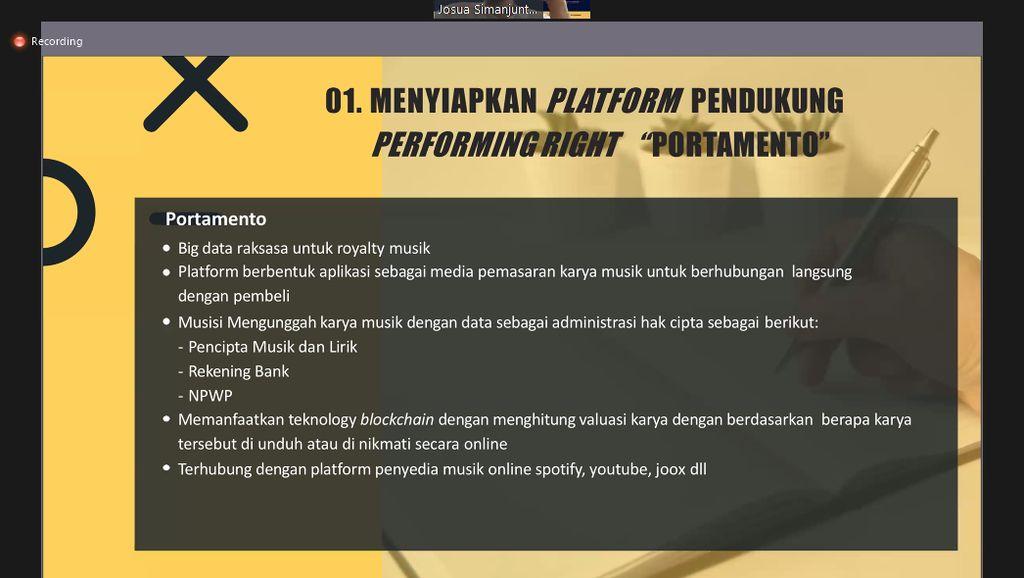 Kemenparekraf Siapkan Proyek Besar untuk Musisi Indonesia, Apa Itu?