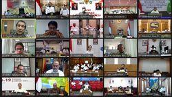 Bareng Gubernur se-Indonesia, KPK Bahas Pencegahan Korupsi di Daerah