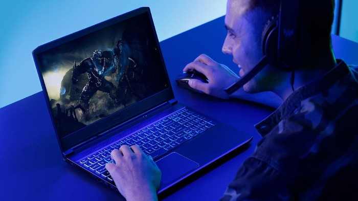 Laptop game Acer yang dirilis di Next@Acer 2020