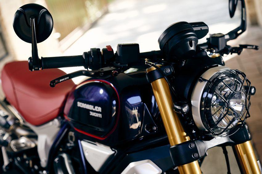 Lawan COVID-19, Ducati Rilis Scrambler Edisi Khusus