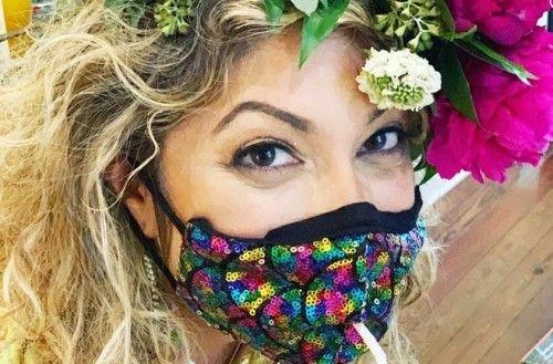 masker unik untuk makan