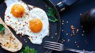 Yuk, Sarapan Telur dan Bayam Agar Tubuh Segar Berenergi!