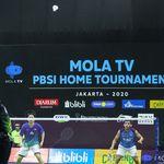 PBSI Home Tournament Ganda Campuran Bergulir Besok