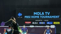 Link Live Streaming PBSI Home Tournament Hari Ini