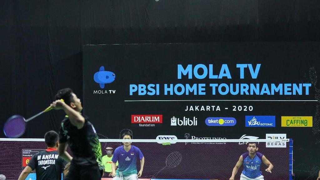 Jadwal Mola TV PBSI Home Tournament Tunggal Putra