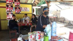 Sukacita Pedagang karena Pantai Gunungkidul Dibuka Lagi