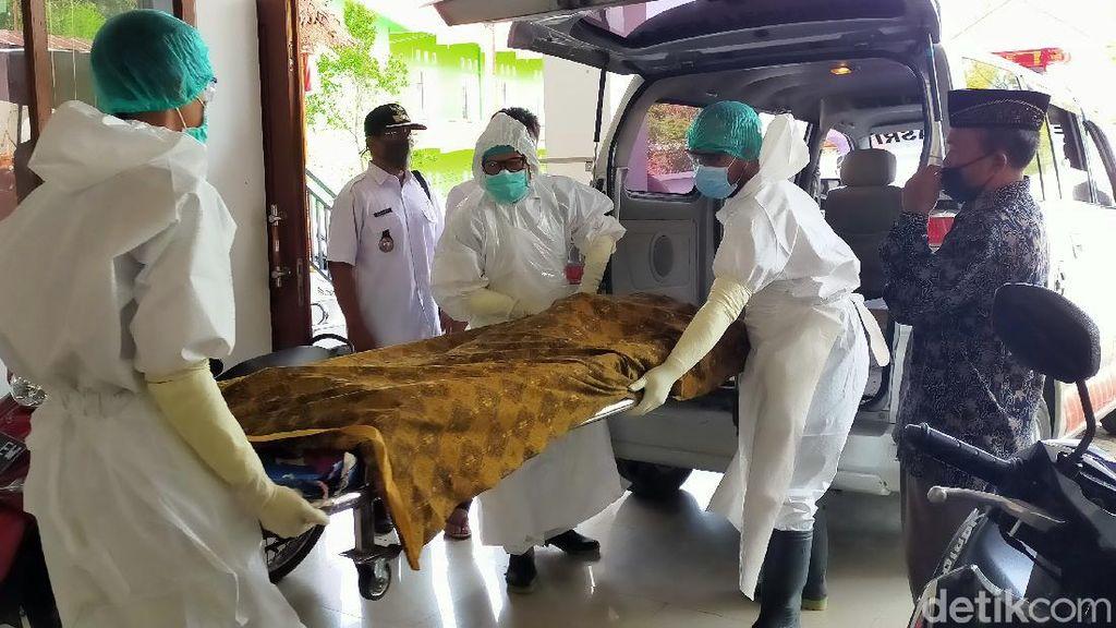 Seorang Suami di Banyuwangi Tewas Diduga Dibunuh Istri