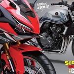 Calon Motor Sport Baru Honda Diprediksi Usung Mesin 400 cc 4 Silinder