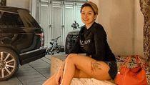 Nikita Mirzani Bicara Soal Isu Ribut dengan Baim Wong