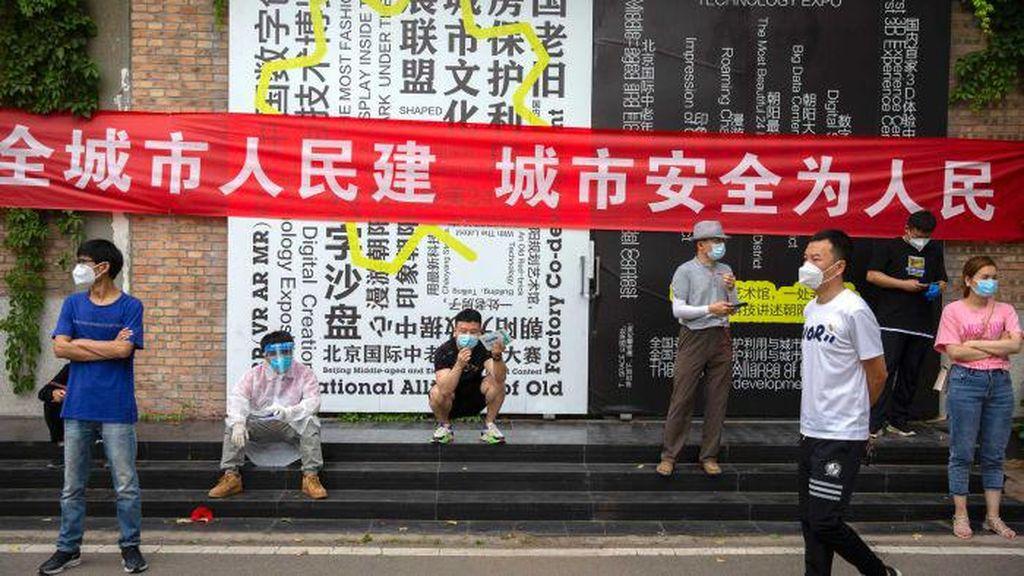 Kegagalan Cegah Corona Berujung Ribuan Pejabat China Kena Hukuman