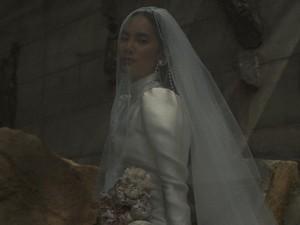 Menikah, Tara Basro Bawa Buket dari Bunga Termahal untuk Pernikahan