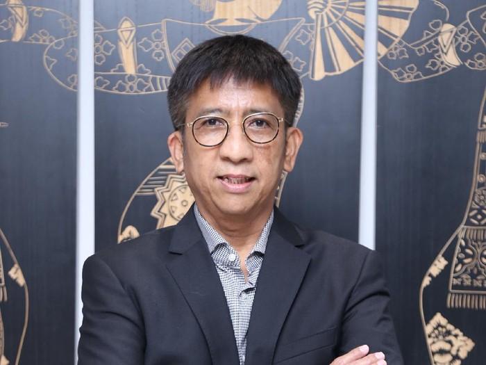 Direktur Network Telkomsel Hendri Mulya Syam