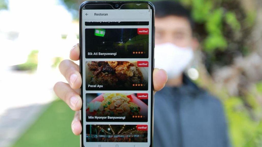 Wisatawan ke Destinasi Banyuwangi Tertolak Otomatis Jika Kuota Penuh