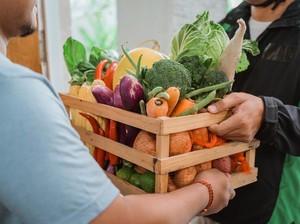 Masa Pandemi, Ini 3 Manfaat Beli Sayuran Online