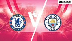 Prediksi Line-up Chelsea Vs Man City, Duel Lagi Usai Final Liga Champions