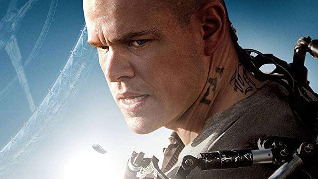 Sinopsis Film Elysium di Trans TV, Dibintangi Matt Damon dan Jodie Foster