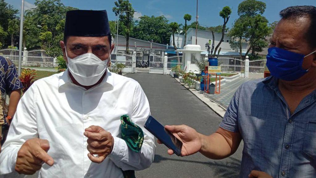 Viral Party di Kolam Saat Pandemi, Gubsu: Pengelola Sudah Diberi Peringatan
