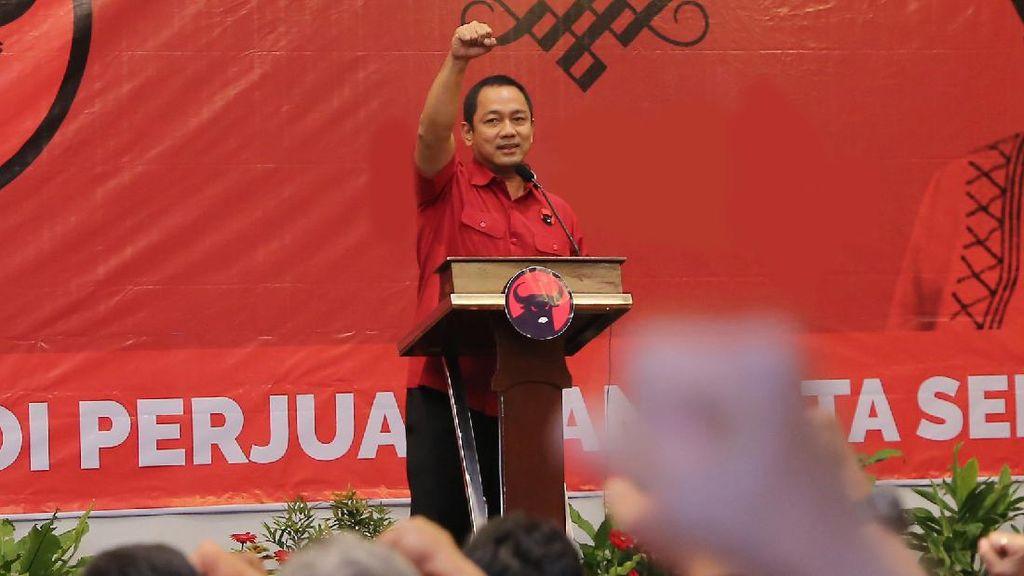 Bendera PDIP Dibakar, Hendi Minta Kader di Semarang Ikuti Komando Partai