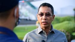 Istana Jawab Anggapan Foya-foya Cat Ulang Pesawat Kepresidenan