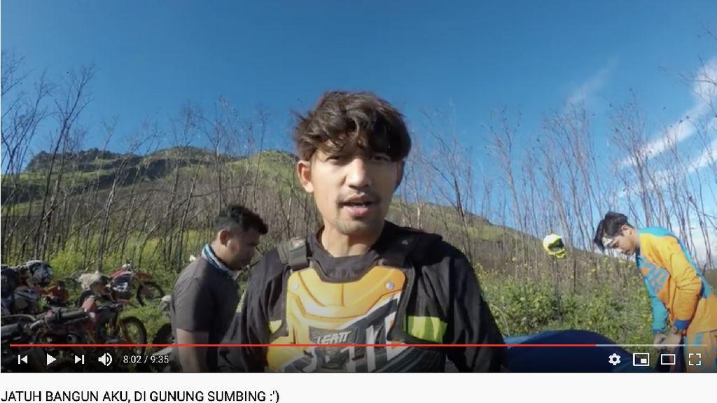 Trabas Gunung Sumbing, Ibnu Jamil: Jujur Nggak Tahu Aturannya