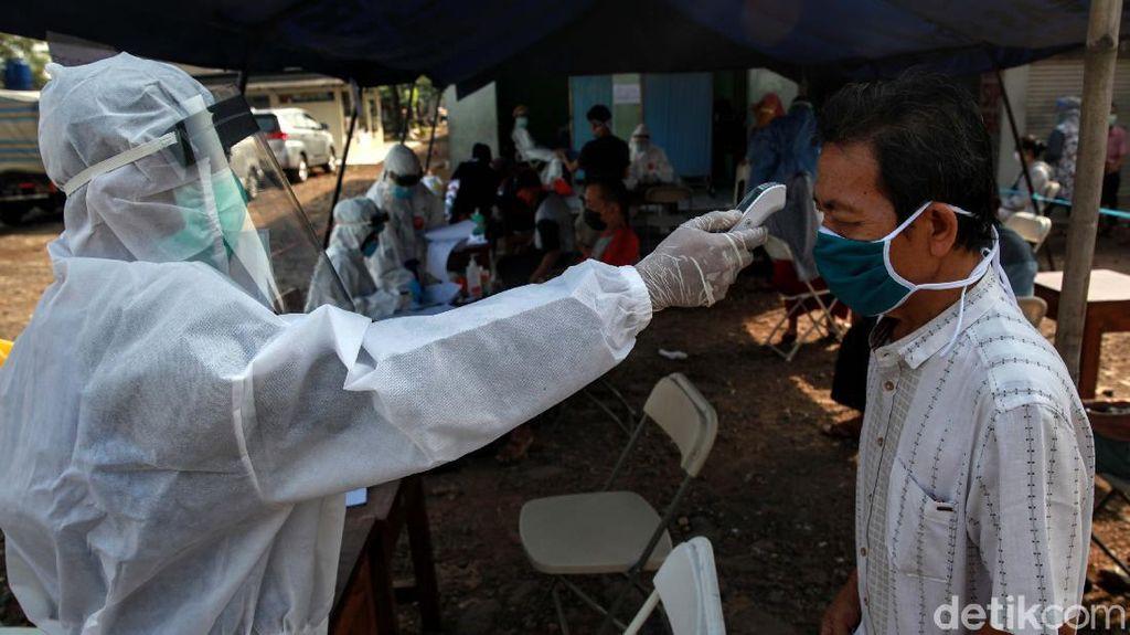 Kasus Baru Virus Corona Tambah 1.447 Per 4 Juli, Ini Sebarannya